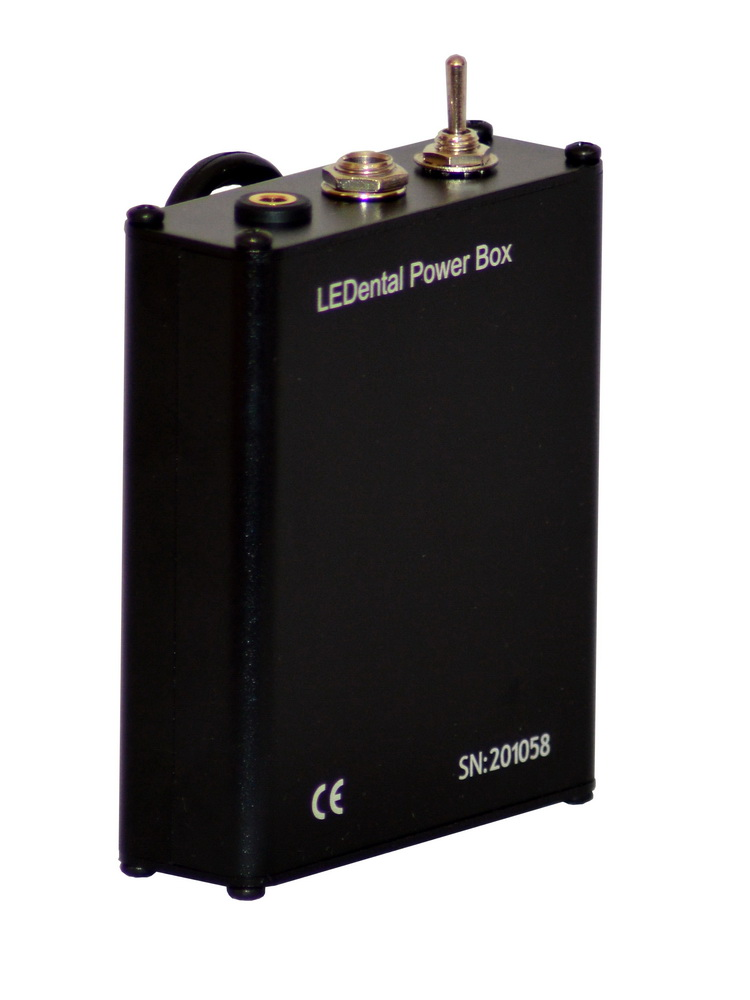 Power Box 550